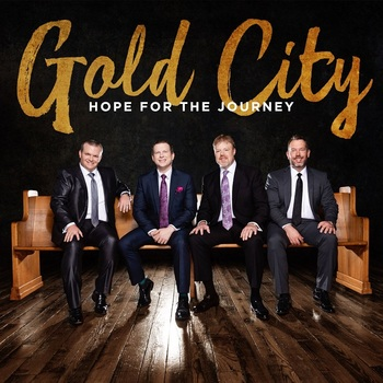 Hope For The Journey, by Gold City, CD