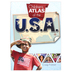 Master Books, Children's Atlas of the U.S.A., Hardcover, 112 Pages, Grades 4-6