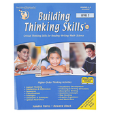 The Critical Thinking Co., Building Thinking Skills Level 2, Paperback, 416 Pages, Grades 4-6