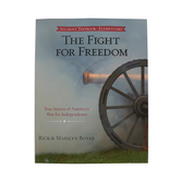 Master Books, The Fight For Freedom: Student Edition, by Rick Boyer and Marilyn Boyer, Grades 4-6