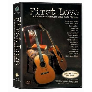First Love: A Historic Gathering of Jesus Music Pioneers, 2 DVD and 2 CD Set
