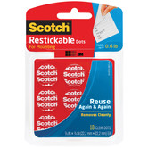 Scotch Restickable Dots