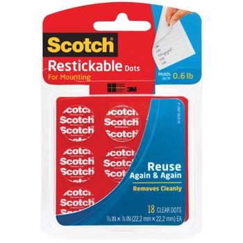 Scotch Restickable Dots