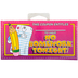 Carson Dellosa, No Homework Tonight Coupons, 3 x 5.50 Inches, Multi-Colored, Pack of 36
