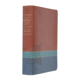 NLT Swindoll Study Bible, Imitation Leather, Multiple Colors Available