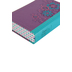 NLT Girls Life Application Study Bible, Duo-Tone, Purple and Teal