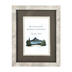 Carson Home Accents, I Love You Dad Framed Artwork, PVC, 8 x 10 inches