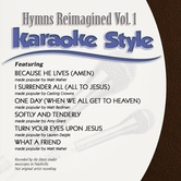 Hymns Reimagined Volume 1, Karaoke Style, As Made Popular by Various Artists, CD+G