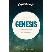 Genesis, LifeChange Bible Study Series, by The Navigators, Paperback