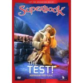 Superbook, The Test! Abraham and Isaac, DVD