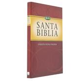 Reina Valera 1909 Santa Biblia, Spanish Bible, Paperback