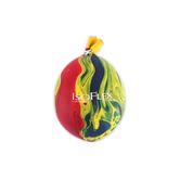 Toysmith, IsoFlex Stress Ball, 3 x 3 Inches, Multi-Colored, 1 Piece