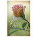 Salt & Light, Remembered In Love Funeral Bulletins, 8 1/2 x 11 inches Flat, 100 Count