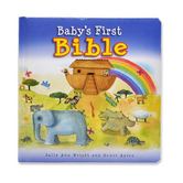 Baby's First Bible, by Sally Ann Wright and Honor Ayres, Board Book
