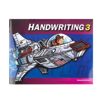 BJU Press, Handwriting 3 Student Worktext (2nd Edition)