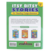 Teacher Created Resource, Itsy Bitsy Stories for Reading Comprehension Workbook, 48 Pages, Grade 2