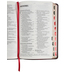 CSB Reference Bible, Large Print, Personal Size,Imitation Leather, Black, Thumb Indexed