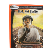 Teacher Created Resources, Rigorous Reading: Bud, Not Buddy, Grades 4-6, Paperback, 80 Pages