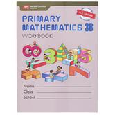 Singapore Math Primary Math Workbook 3B US Edition, Grade 3