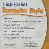 Alan Jackson Volume 1, Karaoke Style, As Made Popular by Alan Jackson, CD+G