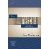 MacArthur Bible Study Guides: James