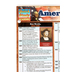 BarCharts, American History 1 Laminated Quick Study Guide, 8.5 x 11 Inches, 6 Pages, Grades 5 and up