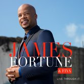 Live Through It, by James Fortune & Fiya, 2 CD Set