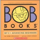 Scholastic, Bob Books, Set 2, Advancing Beginners, by Bobby Lynn Maslen, 1 Each of 12 Books