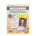 Gallopade, Missouri Primary Sources, by Carole Marsh, Card Stock, 20 Documents, Grades 3-12