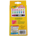 Crayola, Neon Oil Pastels, Jumbo-Size Hexagon Shaped, Non-Toxic, Assorted, 12 Count, Ages 4 and up