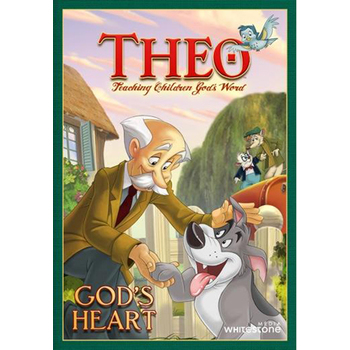 Theo: God's Heart, Volume 3, Home Edition, DVD