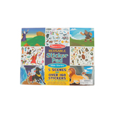 Melissa & Doug, Reusable Sticker Pad Bible Stories, Ages 3 Years and Older, Over 160 Pieces