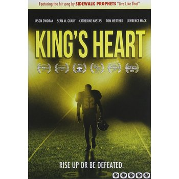 King's Heart: Rise Up or Be Defeated, DVD