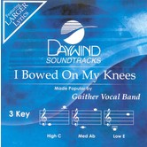 I Bowed On My Knees, Accompaniment Track, As Made Popular by Gaither Vocal Band, CD