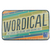 Educational Insights, Wordical Game, 111 Pieces, 2-8 Players, Grades 3 and up