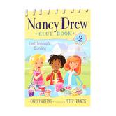 Last Lemonade Standing, Nancy Drew Clue Book, Book 2, by Carolyn Keene and Peter Francis, Paperback