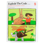 Educators Publishing Service, Explode the Code Book 8, 2nd Edition, Grades 2-4