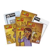 BJU Press, Math 3 Complete Subject Kit, 4th Edition, Grade 3