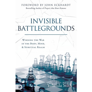 Invisible Battlegrounds, by Yolanda Smith, Paperback
