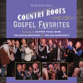 Country Roots And Gospel Favorites, by Various Artists, CD