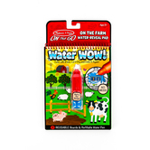 Melissa & Doug, Water Wow! Farm Reveal Pad, Ages 3 to 5 Years Old, 5 Pieces