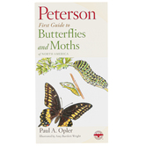 Peterson First Guide to Butterflies and Moths of North America, 2nd Edition, Paperback, Grades 3-12 and adults