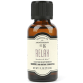 Relax Aromatherapy Essential Oil, Mandarin & Mint Scent, 1 fluid ounce
