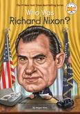 Who Was Richard Nixon, by Megan Stine, Manuel Gutierrez, and Who HQ, Paperback