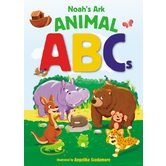 Noahs Ark Animal ABCs, by Angelika Scudamore, Board Book