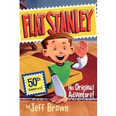 Flat Stanley: His Original Adventure, by Jeff Brown and Macky Pamintuan, Paperback