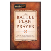 The Battle Plan for Prayer, by Alex Kendrick and Stephen Kendrick, Paperback