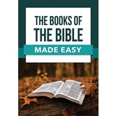 The Books of the Bible Made Easy, Made Easy Series, by Rose Publishing, Paperback
