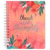 Carolina Pad, Silver Lining Ideal Notebook, 120 Sheets, 8 1/4 x 6 1/2 inches