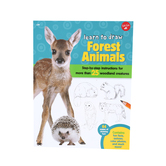 Walter Foster Learn to Draw Forest Animals